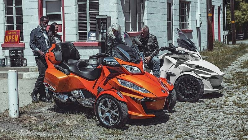 2018 Can-Am Spyder RT - image 845113