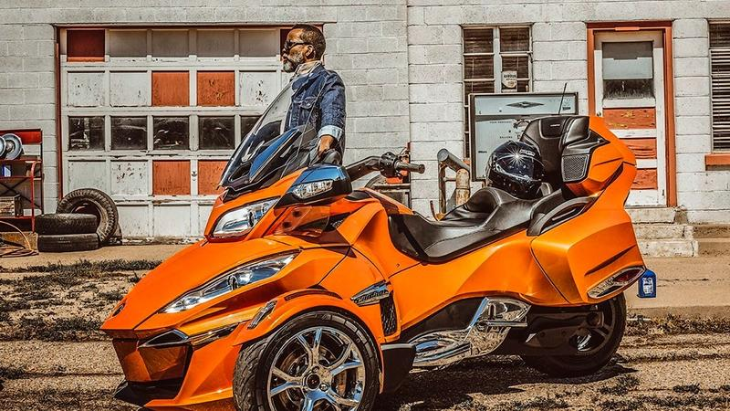 2018 Can-Am Spyder RT - image 845114