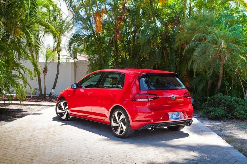 2019 Volkswagen Golf GTI 2.0 Autobahn Driven