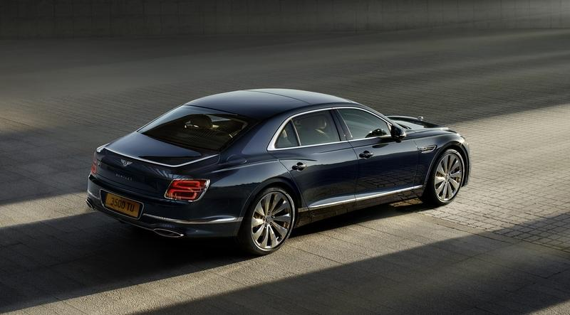 Bentley Could Soon Sell, Essentially, Rebodied Audis and Porsches