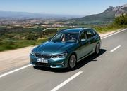 2020 BMW 3-Series Touring arrives as more practical alternative to the sedan - image 844593