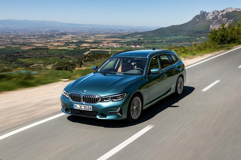 2020 BMW 3-Series Touring arrives as more practical alternative to the sedan