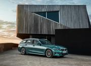 2020 BMW 3-Series Touring arrives as more practical alternative to the sedan - image 844704