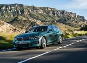 2020 BMW 3-Series Touring arrives as more practical alternative to the sedan - image 844708