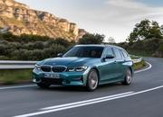 2020 BMW 3-Series Touring arrives as more practical alternative to the sedan - image 844711