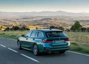 2020 BMW 3-Series Touring arrives as more practical alternative to the sedan - image 844714
