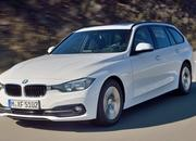 2020 BMW 3-Series Touring arrives as more practical alternative to the sedan - image 844729