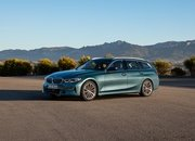 2020 BMW 3-Series Touring arrives as more practical alternative to the sedan - image 844583