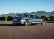 2020 BMW 3-Series Touring arrives as more practical alternative to the sedan - image 844585