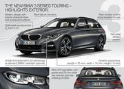 2020 BMW 3-Series Touring arrives as more practical alternative to the sedan - image 844637