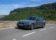 2020 BMW 3-Series Touring arrives as more practical alternative to the sedan - image 844644