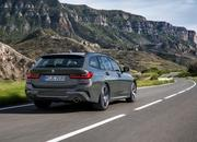 2020 BMW 3-Series Touring arrives as more practical alternative to the sedan - image 844646