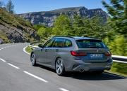 2020 BMW 3-Series Touring arrives as more practical alternative to the sedan - image 844650