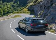 2020 BMW 3-Series Touring arrives as more practical alternative to the sedan - image 844651