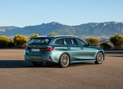 2020 BMW 3-Series Touring arrives as more practical alternative to the sedan - image 844588