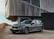 2020 BMW 3-Series Touring arrives as more practical alternative to the sedan - image 844660