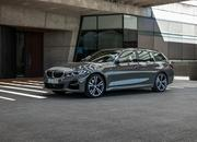 2020 BMW 3-Series Touring arrives as more practical alternative to the sedan - image 844673