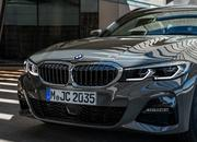 2020 BMW 3-Series Touring arrives as more practical alternative to the sedan - image 844677
