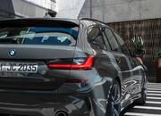 2020 BMW 3-Series Touring arrives as more practical alternative to the sedan - image 844679