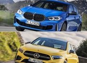 2020 BMW M135i vs 2020 Mercedes-AMG A35 - image 842825