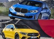 2020 BMW M135i vs 2020 Mercedes-AMG A35 - image 842826
