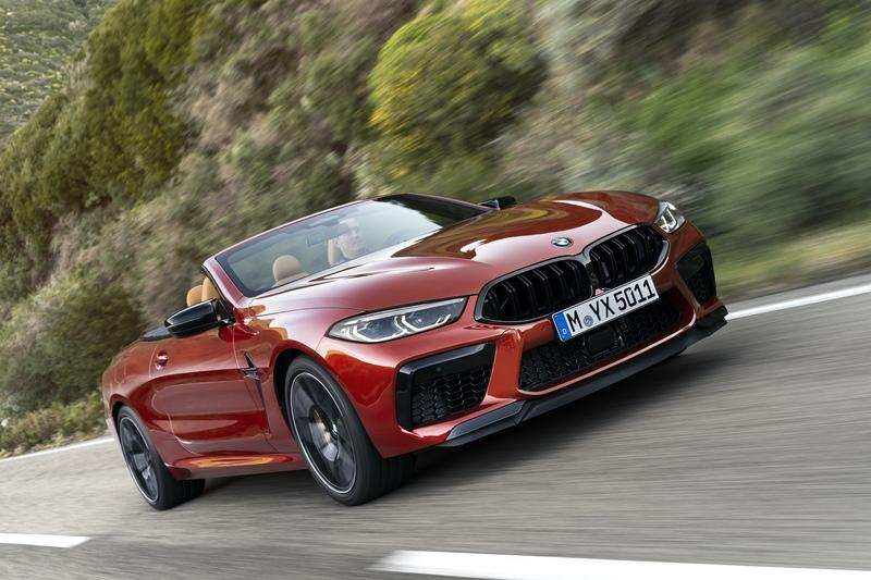 2020 BMW M8 - Quirks and Features