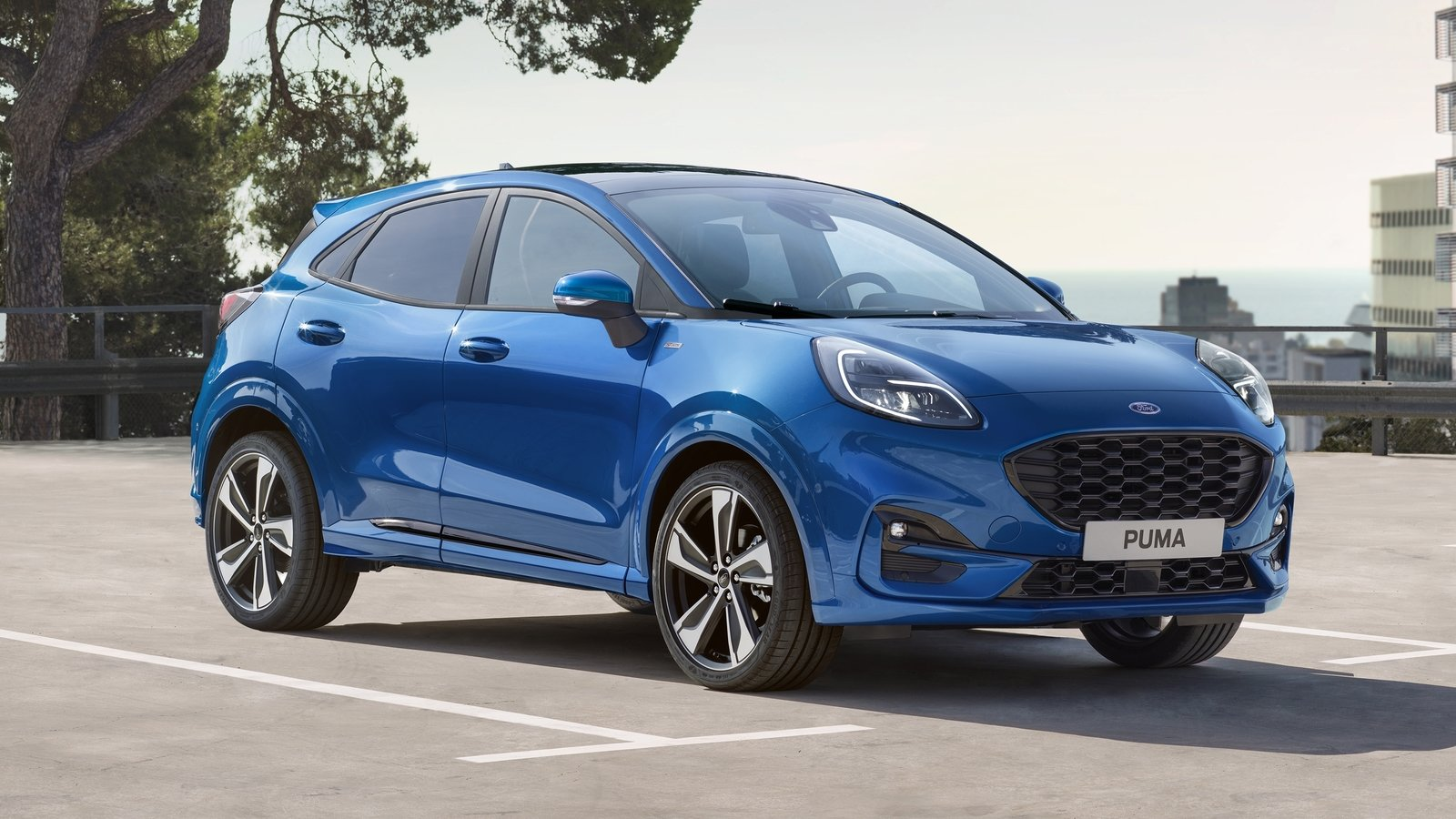 2020 ford puma crossover is here to steal the nissan juke. Black Bedroom Furniture Sets. Home Design Ideas