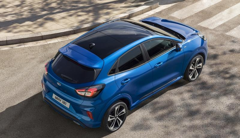 2020 Ford Puma Quirks and Features