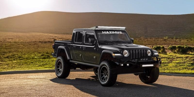 2020 Hennessey Maximus Jeep Gladiator Truck
