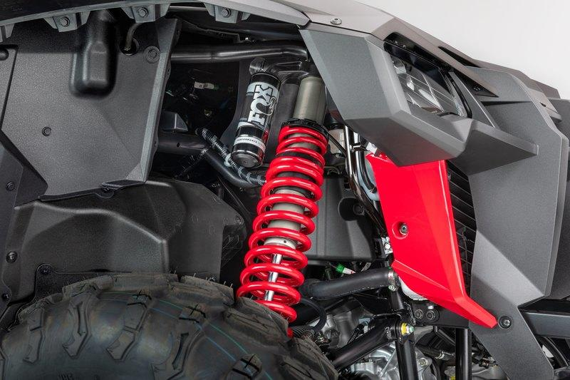 2020 Honda Talon 1000X-4 and 1000X-4 Fox Live Valve