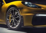 Wallpaper of the Day: 2020 Porsche 718 Cayman GT4 - image 845491