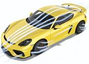 2020 Porsche 718 GT4 and 2020 Porsche 718 Spyder Quirks and Features - image 845480