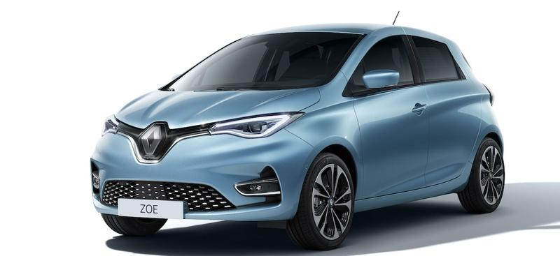 2020 Renault ZOE EV has sharper looks, more range and two motor options