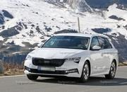 2020 Skoda Octavia: All We Know so Far - image 843811