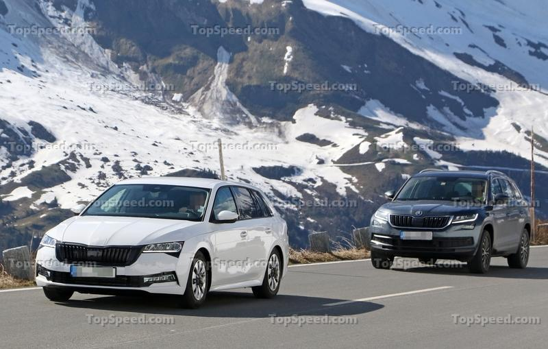 2020 Skoda Octavia: All We Know so Far - image 843812
