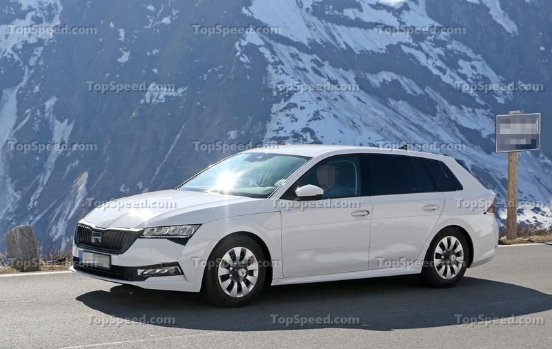 2020 Skoda Octavia: All We Know so Far - image 843816