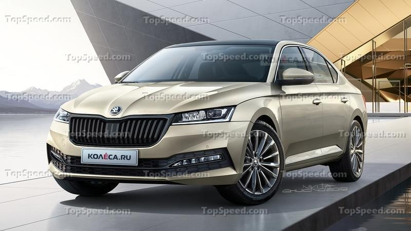 2020 Skoda Octavia: All We Know so Far