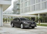 2020 Toyota Camry arrives in Europe - What are its chances against the Skoda Superb? - image 845392