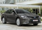 2020 Toyota Camry arrives in Europe - What are its chances against the Skoda Superb? - image 845398