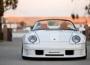 A $50,000 Windshield Isn't the Only Outrageously Expensive Part on this One-Off Porsche 911 (993) Speedster - image 846595