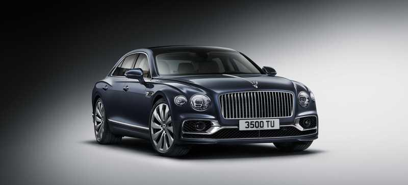 The 2020 Bentley Flying Spur has a Crazy Top Speed And a Secret Weapon Against Cornering