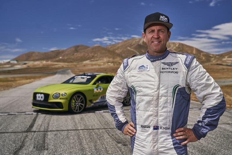 2019 Bentley Continental GT Pikes Peak #100