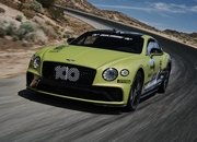 The Bentley Continental GT Just Kicked The Porsche 911 Turbo's Ass Up Pikes Peak - image 847034