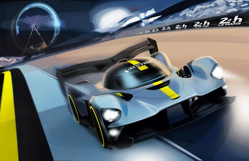 Aston Martin is Planning a Valkyrie Invasion on the Nurburgring