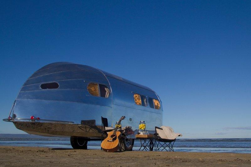Bowlus Road Chief Trailer