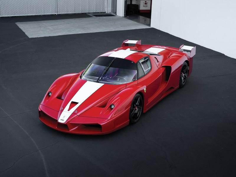 Car for Sale: Ultra Rare 2006 Ferrari FXX