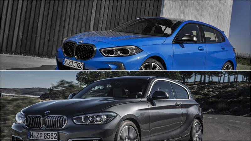 Comparison: 2020 BMW 1 Series vs 2019 BMW 1 Series