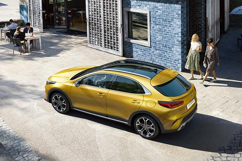 2020 Kia XCeed Crossover - image 846974