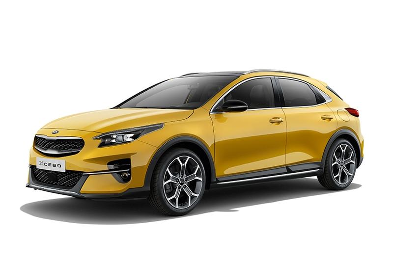 2020 Kia XCeed Crossover