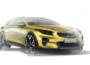 2020 Kia XCeed Crossover - image 846961